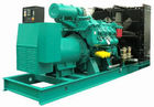 800kVA Open Diesel Generator with 8 Cylinders V type Brushless Self - exciter AVR