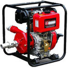 Irrigation Air Cooled Water Pump 2 Inch High Pressure Cast Iron Portable