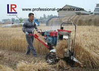Flexible Farming Agriculture Harvester Paddy Reaper Binder 8HP Diesel Engine