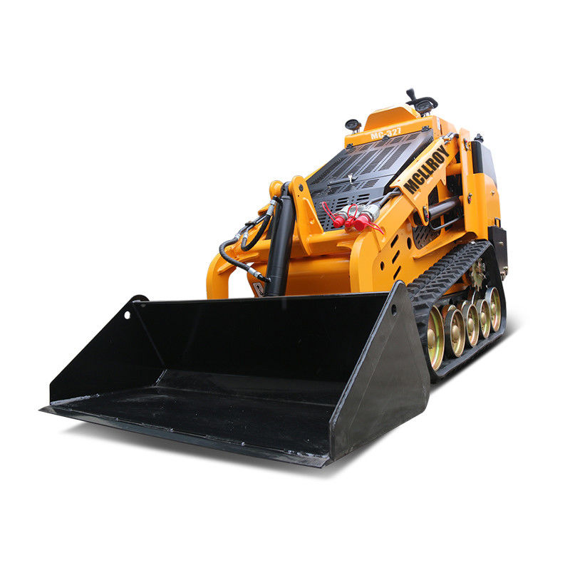 Perkins 403D-26 Engine Compact 0.15cbm Skid Steer Loader