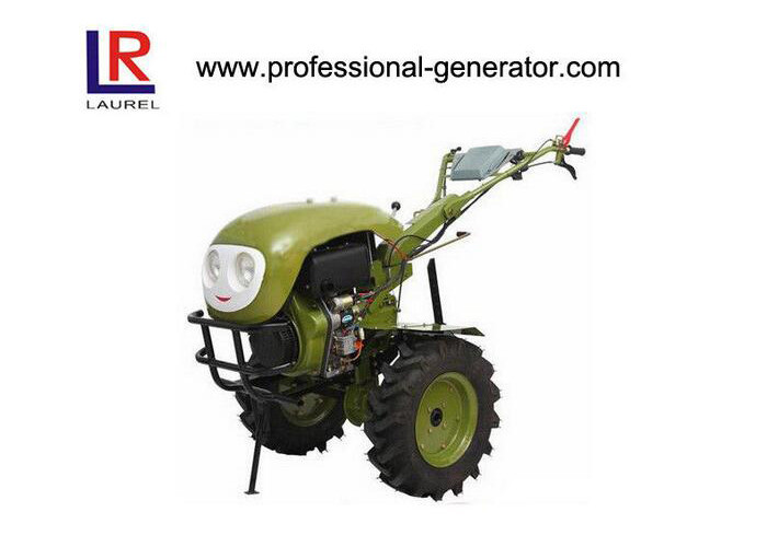 5HP / 6HP Agricultural Farm Tractor Tillers and Cultivators With Recoil Start Gear Drive