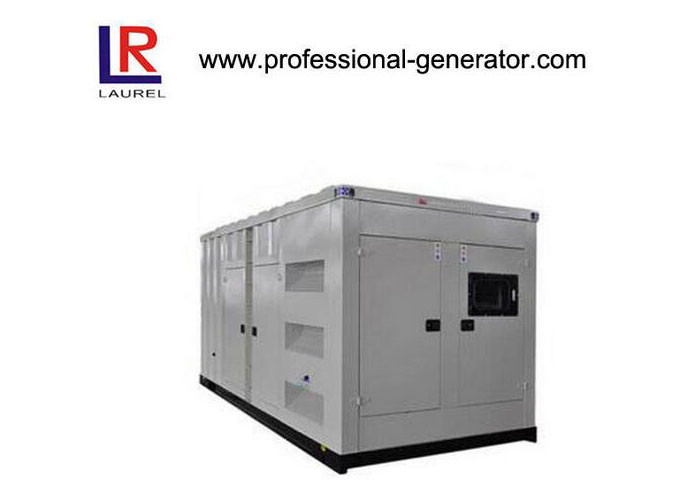 4 Stroke 360kva Silent Diesel Generator Set With Uk Engine , AC Three Phase