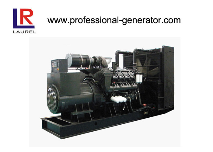 Googol 800kva 60hz Open Diesel Generator Set Water Cooled With ATS