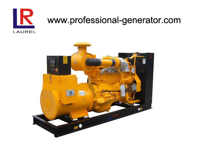 Engine 250kw Open Diesel Generator 6 Cylinders Three Phase Generator Electric Diesel
