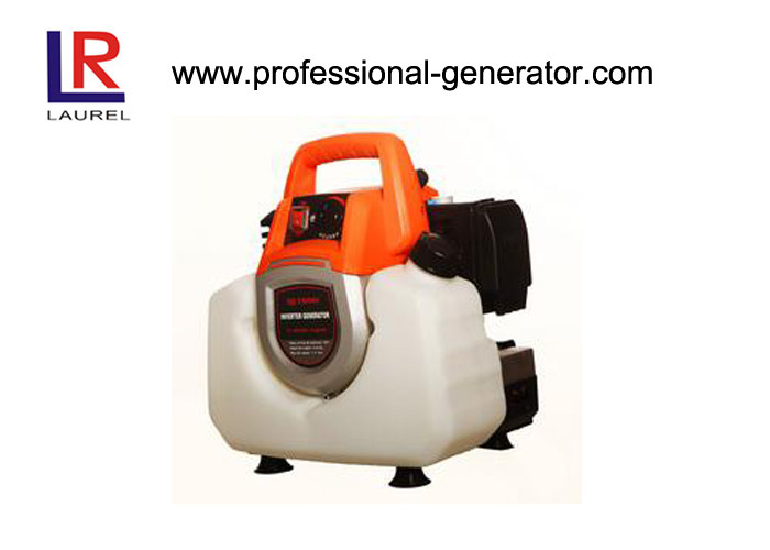 Portable Digital Inverter Diesel Fuel Generator 0.8kw Small Hand AC Single Phase