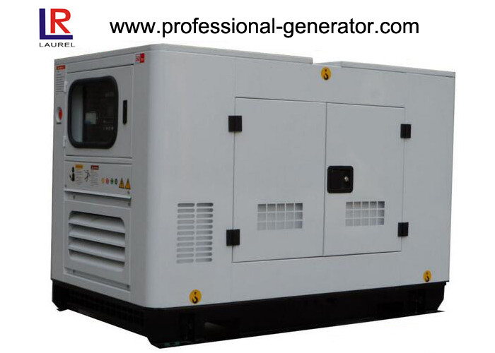 Self - Starting 10kVA Silent Diesel Generator Set with 4 - Stroke Engine for Land Use