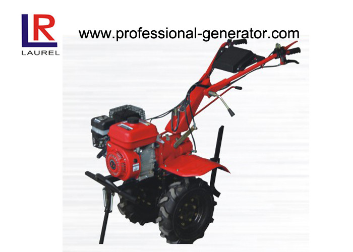 170F Gasoline Engine Agricultural Mini Tractor Tillers and Cultivators , Low Fuel Consumption