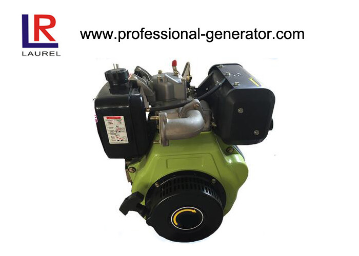 Recoil / Electric Start High Performance Diesel Engines for Mini Tiller / Direct Injection