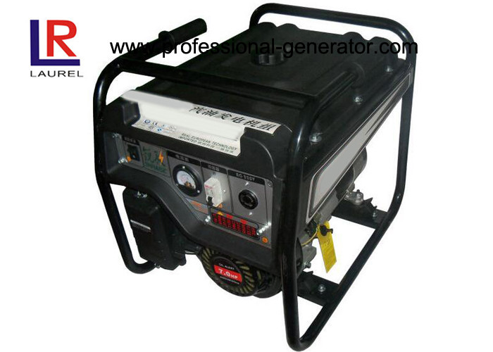 Air - Cooled 6.5kw Portable Gasoline Generators Electric Start with 12V 8.3A DC Output
