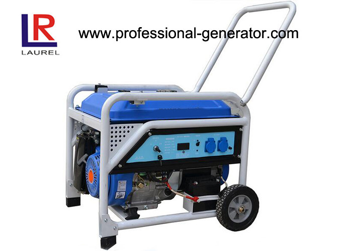 190F Gasoline Electric Generator 6.5kw with AVR , Easy Starting and Installing