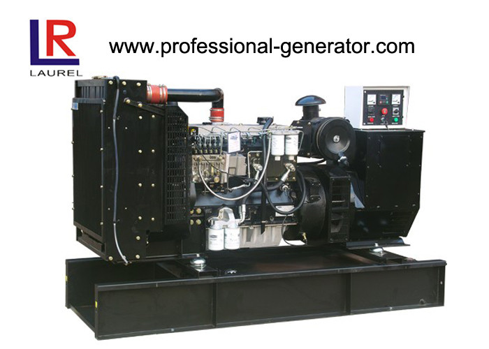 Water Cooled 8kw Mini Electric Open Diesel Generator with 1500rpm Rated Speed