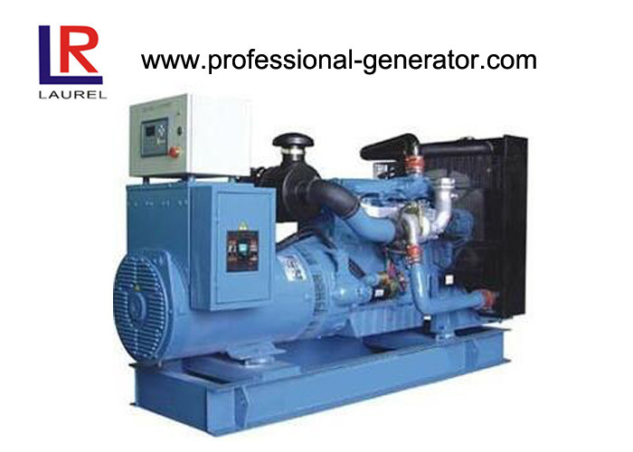 Rainproof 36kw Commercial Electirc Diesel Powered Generator with 4 - stroke in Line Engine