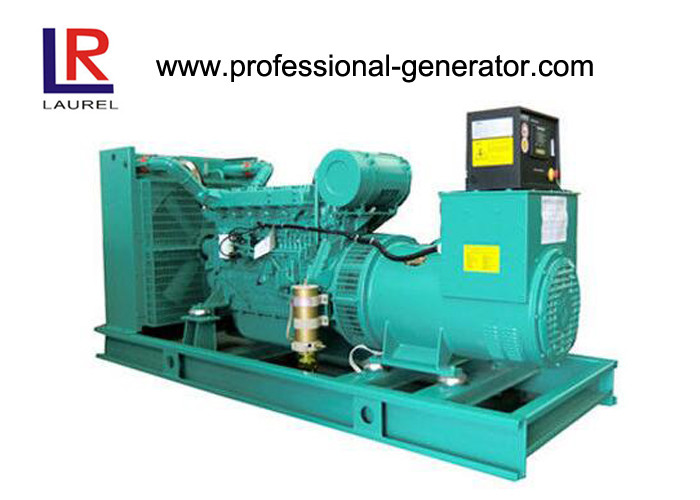200kW - 300kW Open Diesel Generator Googol Engine Low Noise Pollution