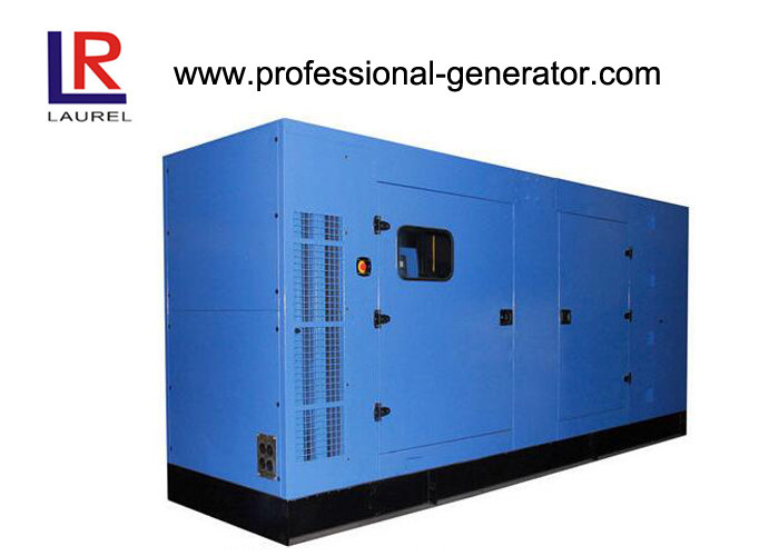 Customized Silent Diesel Generator Set 16KW to 1000KW Low dB Soundproof