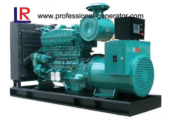 700 Open Type Diesel Generator With 1500 / 18000 RPM AC Three Phase , Electrical  Speed Governor