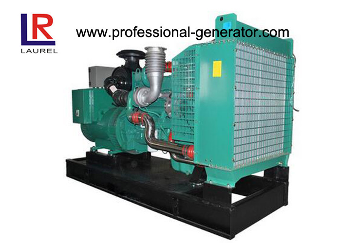 DC24V Electric Industrial 50kVA Cummins Diesel Generator Set with 3 Phase and 4 Wires