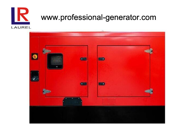 CE Certificate 725kVA Diesel Cummins Generators With Water Cooling Low Noise